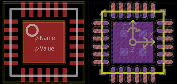 Designing The Parts I –MPU6050
